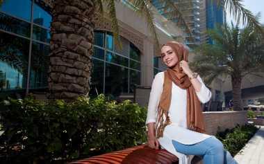 Cari Pilihan Tepat Gaya Busana Lebaran di Okezone Muslim