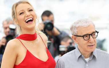 Blake Lively Puji Sutradara Woody Allen