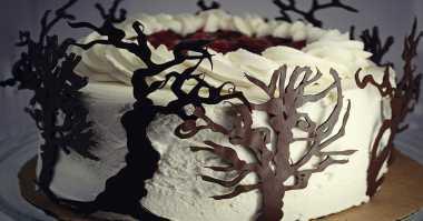 Hantaran Spesial Lebaran untuk Kerabat: Black Forest Cake