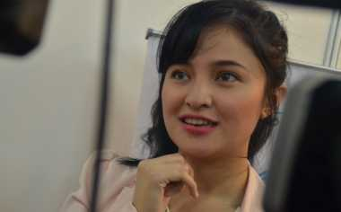 Alasan Marshanda Unggah Video Bersama Dewi Rezer