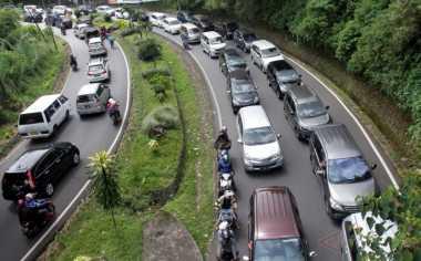 Polres Bogor Imbau Pemudik Hindari Jalur Alternatif