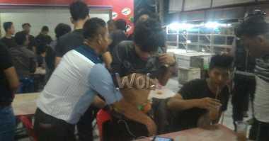Diduga Terlibat Bentrokan, Puluhan Mahasiswa Nomensen Diamankan Polisi