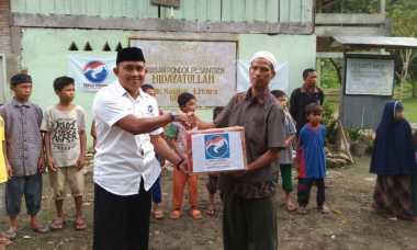 Berbagi Kasih Ramadan, DPD Perindo Kolut Kunjungi Panti Asuhan