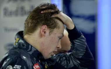 Bos Red Bull Berharap Kvyat Tidak Hengkang