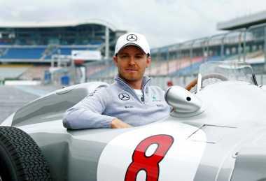 Rosberg Konfirmasi Soal Kedekatannya dengan Hamilton