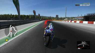 Rossi Pilih Gunakan Pembalap lain di Video Game Miliknya
