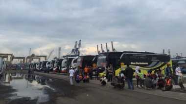Pemudik di Pelabuhan Tanjung Priok Meningkat