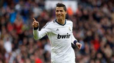 FOTO: Cristiano Ronaldo Pamerkan Hotelnya di Sosmed