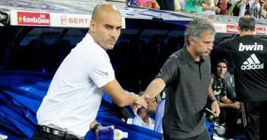 Pep Guardiola dan Jose Mourinho Akan Makan Bersama di Manchester
