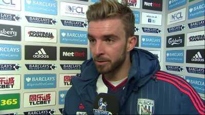 Gelandang West Bromwich Albion Resmi Perpanjang Kontrak dengan Klub