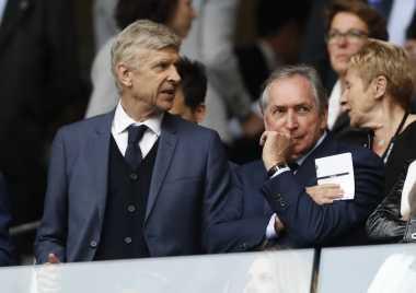 Arsenal Perpanjang Kontrak Wenger agar Tidak Melatih Timnas Inggris