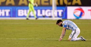 Dapat Komentar Negatif soal Prestasi di Timnas, Lionel Messi Disarankan Masa Bodoh