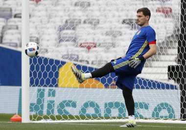 Casillas Putuskan Pensiun Dari Timnas Spanyol