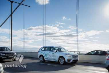 Teknologi Otonom Bermasalah, Volvo Enggan Pamerkan Mobil Canggihnya