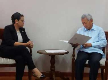 Pembebasan 7 WNI, Menlu Baru Filipina Janji Berantas Para Kriminal