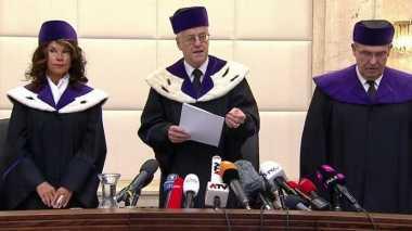 Mengejutkan, MK Austria Batalkan Presiden Hasil Pilpres