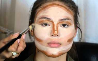 Ternyata Ini Manfaat Teknik Make-Up Contouring
