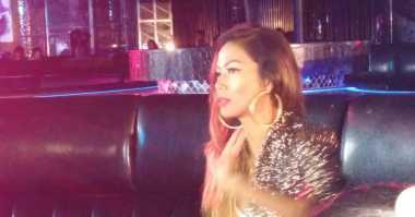 Shanty Paredes Ubah Lagu Reza Artamevia Jadi Disco