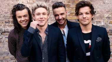 One Direction Kalahkan Adele dan Ed Sheeran