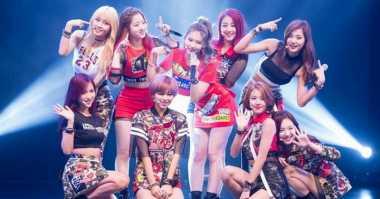 Lima Grup K-Pop Jebolan Program Pencarian Bakat