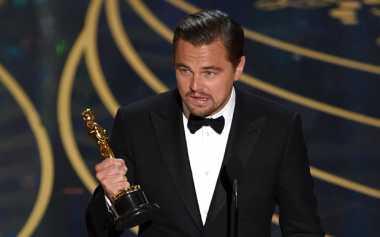 Leonardo DiCaprio Ditolak Perankan Jalaluddin Rumi