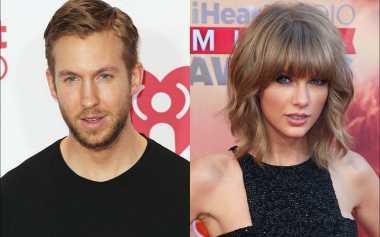 TERHEBOH: Calvin Harris Lebih Bahagia Setelah Putus dari Taylor Swift