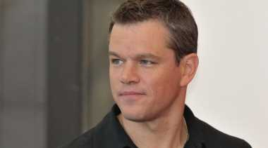 Matt Damon Bakal Tampil di Program TV Korea