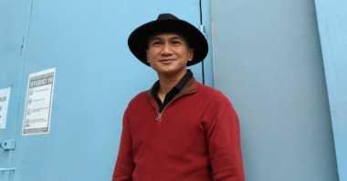 Anji Bersyukur Assisten Rumah Tangga Tak Pulang Kampung