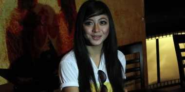 Lebaran, Nadia Vega Mudik ke Bogor