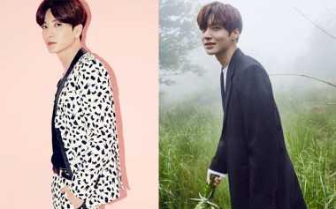 Selamat Ulang Tahun Leeteuk 'Super Junior' dan Ahn Jae Hyun