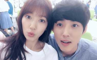 Park Shin Hye & Baek Sung Hyun Reunian di Drama Doctors