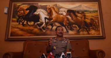 Jenderal Badroddin Dianggap Layak Pimpin BIN