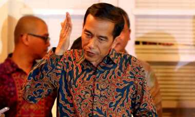 Jokowi Akan Berbuka Puasa di Mabes Polri