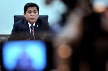 Ketua DPR: OTT Santoso Jangan Dikaitkan dengan Reformasi Peradilan