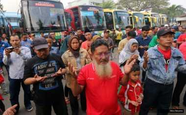 PKB Berangkatkan Ribuan Pemudik ke Jateng & Jatim