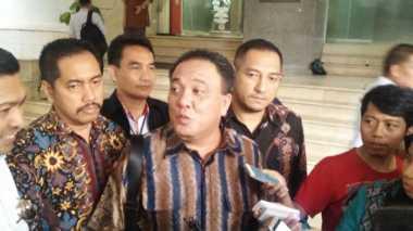 Kasus UPS, Bareskrim Tahan Anggota DPRD DKI Fahmi Zulfikar