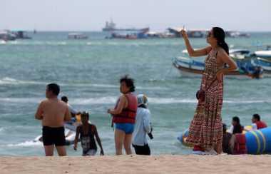 Wisman ke Indonesia, Malaysia & Singapura Menurun