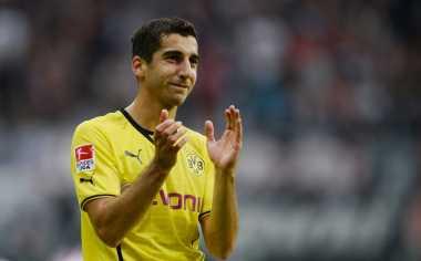 Mkhitaryan Kirim Pesan Perpisahan kepada Dortmund