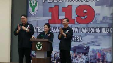 Jelang Lebaran, Menkes Luncurkan Layanan 119 untuk Emergensi