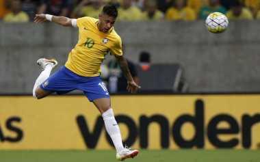 Neymar Harus Jadi Pemimpin Brasil di Olimpiade Rio