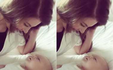 TERHEBOH: Louis Tomlinson Dipersulit Bertemu Anak