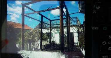10 Rumah Terbakar di Kalideres Subuh Tadi