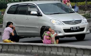 Jelang Lebaran, Jumlah Pengemis di Jakarta Meningkat