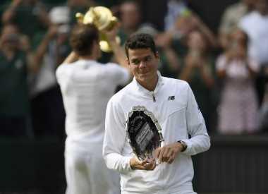 Murray: Raonic Alami Perkembangan Usai Kalahkan Federer