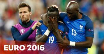 Jadi Tuan Rumah Piala Eropa 2016 Bukan Jaminan Menang bagi Prancis