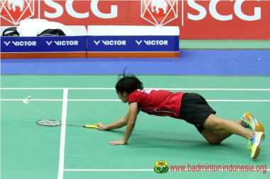 Gregoria Mariska Gagal Persembahkan Emas untuk Indonesia di Kejuaran Bulu Tangkis Asia Junior U-19