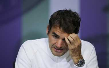 Roger Federer Absen dari Rogers Cup 2016