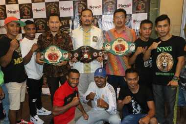 "iNews TV Sajikan ""iNewsTV Total Boxing Jakarta Big Fights"""