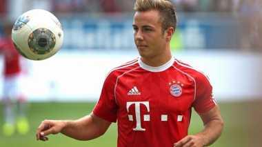 Kembali ke Dortmund, Mario Gotze Banjir Dukungan