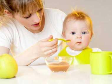 Ternyata Tak Semua Makanan Rumahan Baik untuk Bayi